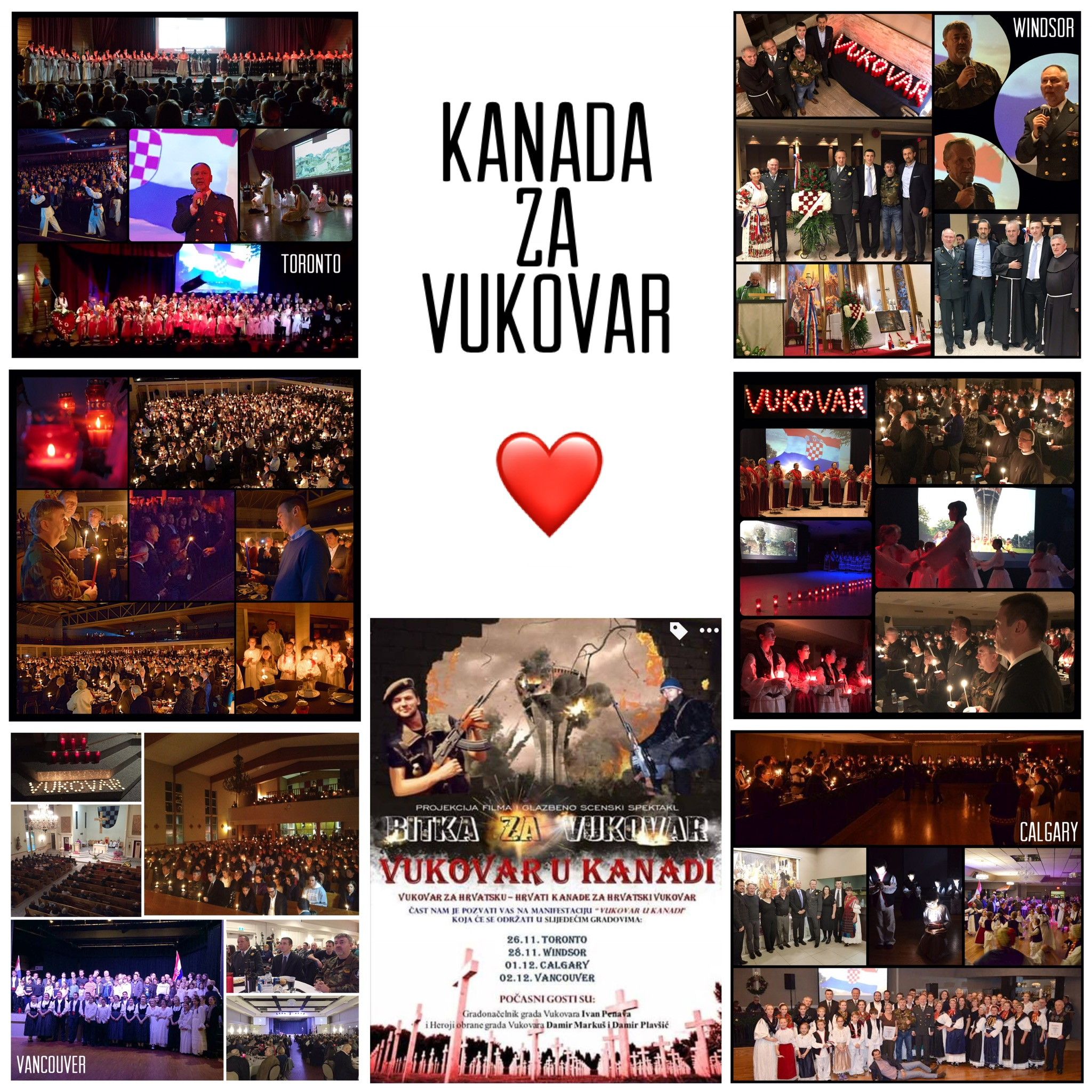 Vukovar Collage