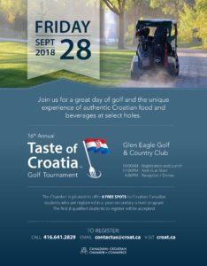Taste of Croatia 2018